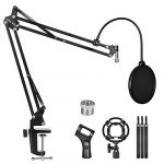 10 Best Mic Stand For Blue Yeti