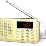 Top 10 Rechargeable Portable Radios