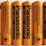 Top 10 Panasonic Nimh Aaa Rechargeable Battery For Cordless Phones