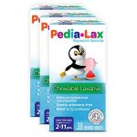 Top 10 Pedia Lax Chewable Tablets